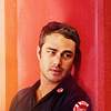 beccathegleek: Severide - Leaning Back - Chicago Fire