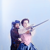 Aramis/Constance - Protecting - The Musk
