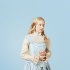 beccathegleek: Queen Anne - Light Blue Far Away - The M