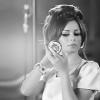 → cheryl doing makeup