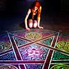 Shadowhunters :: Clary Art Pentagram