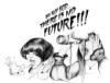 nākotnes nav!