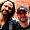 Jensen and Jared, aw