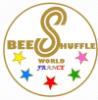 FAN, BEE SHUFFLE, SITE, FRANCE
