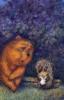 ёжик и медведь