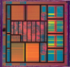 VLSI integrated-circuit die