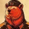 russia, медведь