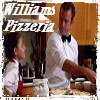 Hawaii Five 0::Grace & Danny::Pizzeria