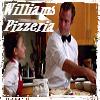 Hawaii Five 0::Grace & Danny::Pizzeria