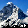 O Demanding One: Encourage: Goals Mountain