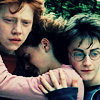 O Demanding One: HP: Trio Hugging POA