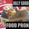 Brit Pr0n - of food