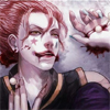 hisoka fight