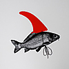 рыба в короне виндсерфера