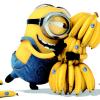 миньоны - банана