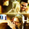 Moongirl: Arrow Olicity Hugging