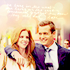 Ery-chan: Ship: Harvey/Donna (Suits)