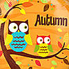 lijahlover: Autumn owls