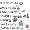 Fall stuff