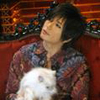 GACKT with a cat