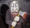 Человек с топором, критик