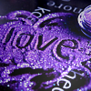 tracyj23: Love - purple heart