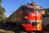 Электропоезд, ДВЖД, Владивосток, ЭР9ПК