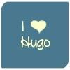 welcome to villa cariño!: I <3 Hugo