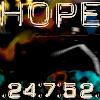 [by me] HOPE 24:7:52