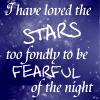 stars plain