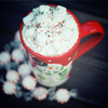 Stock Christmas Hot Chocolate