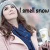 Butterfly: [Gilmore Girls] I Smell Snow