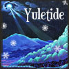 Yuletide / moonscape