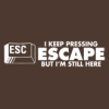 Escape button