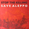 #save_aleppo_Stopthekilling