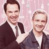 lijahlover: Freebatch-Ben touching Martin