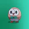 [Pokemon] Rowlet Grass