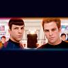 Star Trek: AOS - Kirk/Spock united front