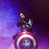Avengers Steve/Bucky CACW