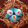 Laura: Easter birds