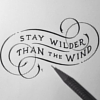 Julie: Original ★ stay wilder than the wind