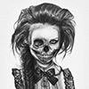 b ♥: // Zombie Girl