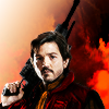 Rogue One/Cassian red