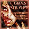 Clean Me Off