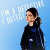 4kennedy: Detective Sawyer