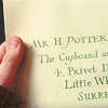 hp ; the letter