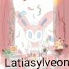 latiasylveon: Sylveon by me
