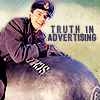 Liz: dw jack truth in advertising