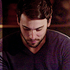 beccathegleek: Connor - Looking Down - HTGAWM