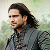 beccathegleek: D'Artagnan - HAIR  - The Musketeers